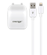 Bộ Cabstone 2 in 1 (usb power + cable lightning) (2.1A)