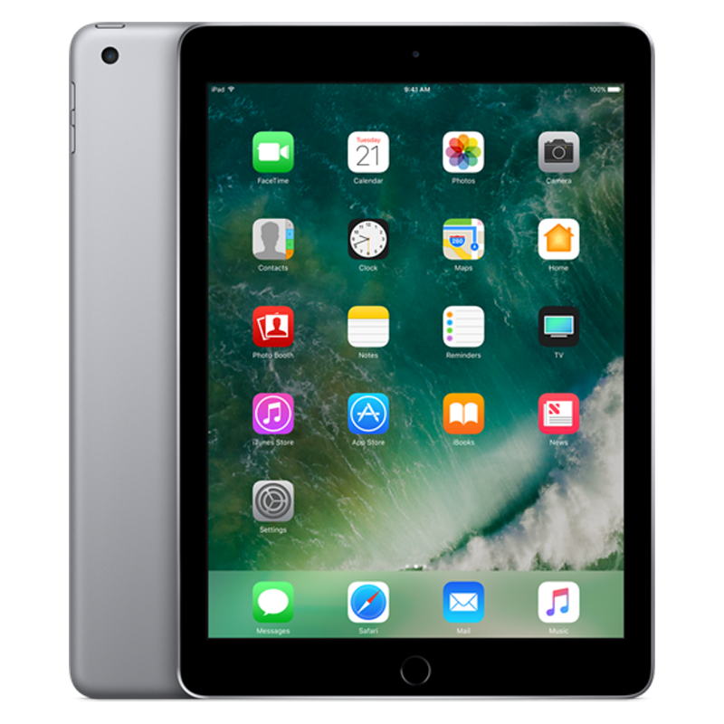 Apple New iPad 2017 Cellular 32Gb hình 3