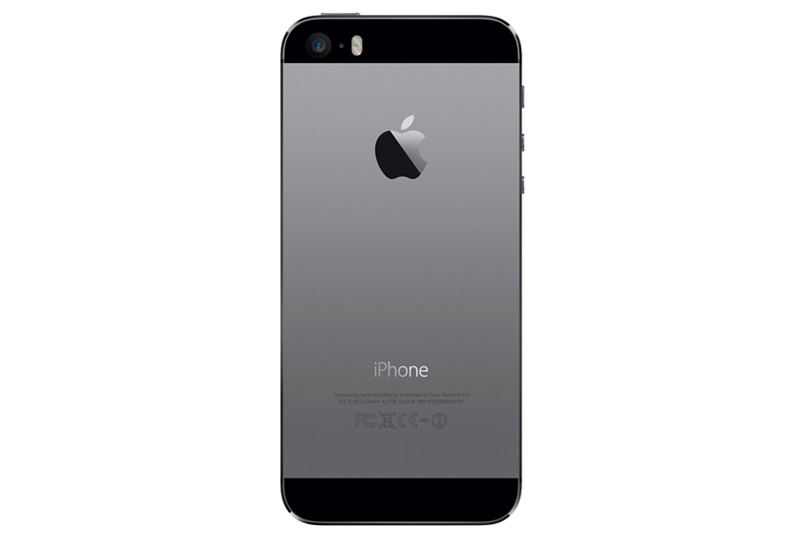 Apple iPhone 5S 16Gb Gray hình 2