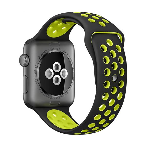 Apple Watch Series 2 38mm Gray Aluminum Case-MP082 hình 1