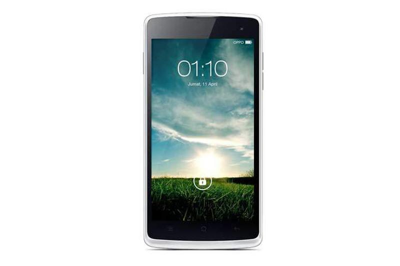 Oppo Joy (R1001) Black hình 0