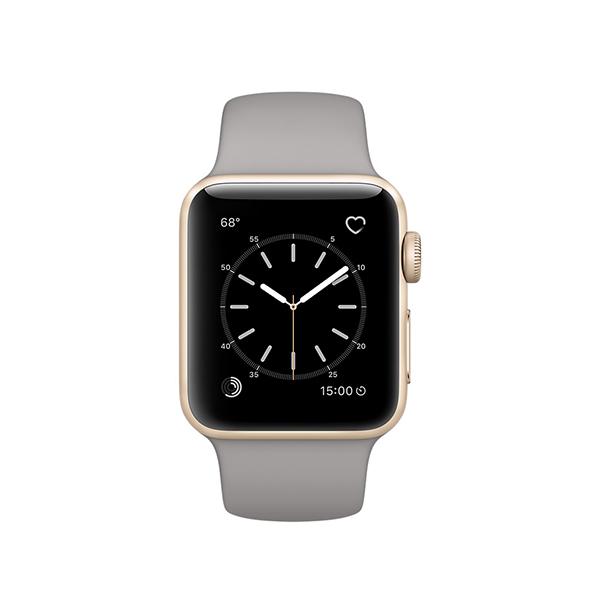 Apple Watch Series 2 38mm Gold Aluminum Case-MNP22 hình 1