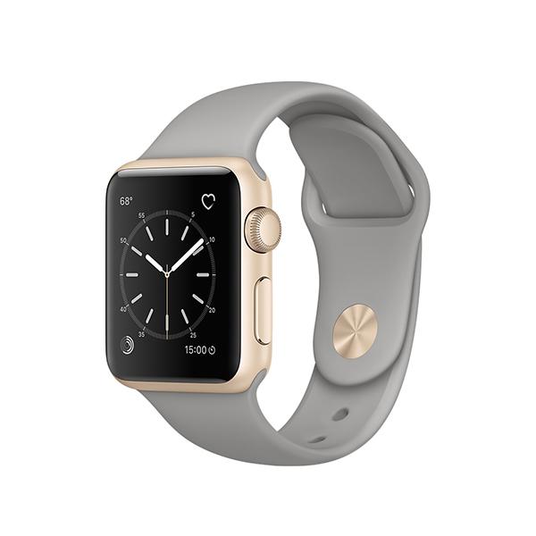 Apple Watch Series 2 38mm Gold Aluminum Case-MNP22 hình 0