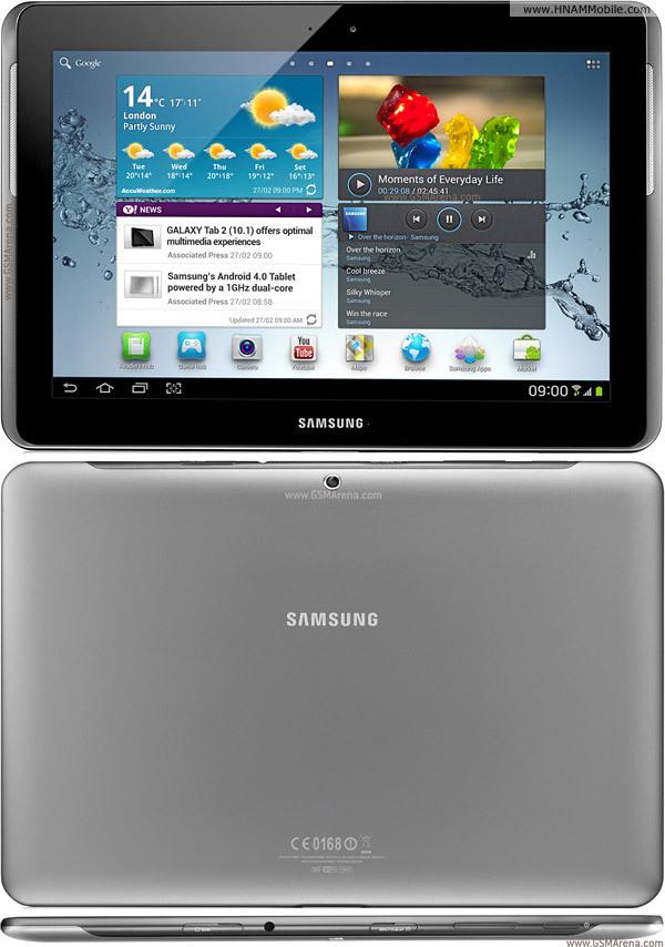 SAMSUNG P5100 Galaxy Tab 2 10.1 3G (cty)