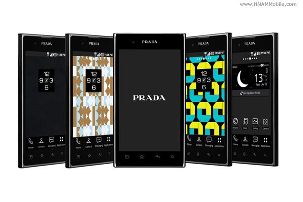 LG P940 Prada 3.0 8Gb