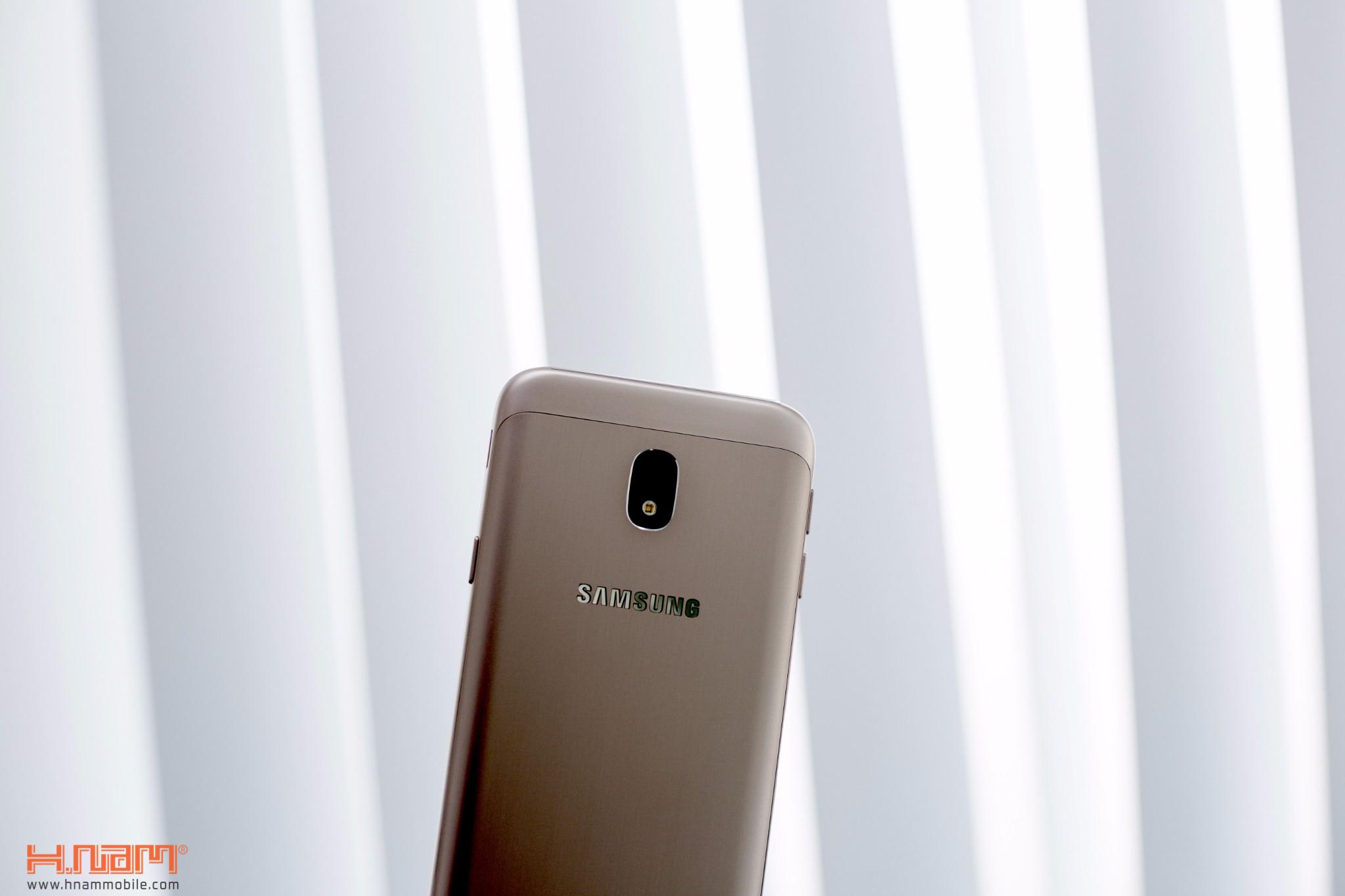 Đập hộp Samsung Galaxy J3 Pro: giá hơn 4 triệu đồng, camera F/1.9 hình 14