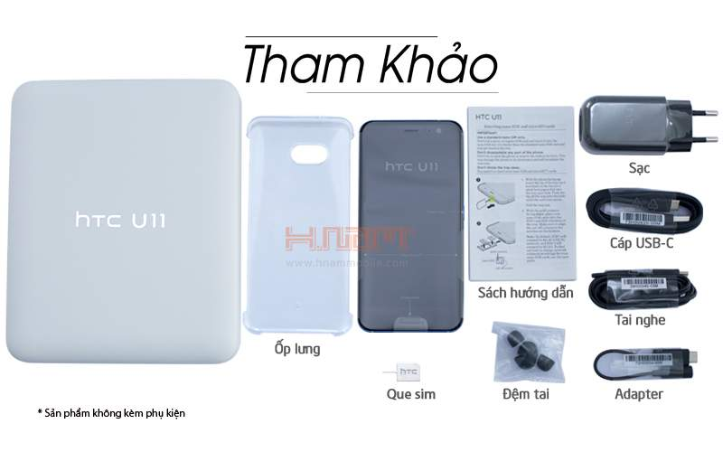 HTC U11 64Gb Ram 4Gb hình sản phẩm 0