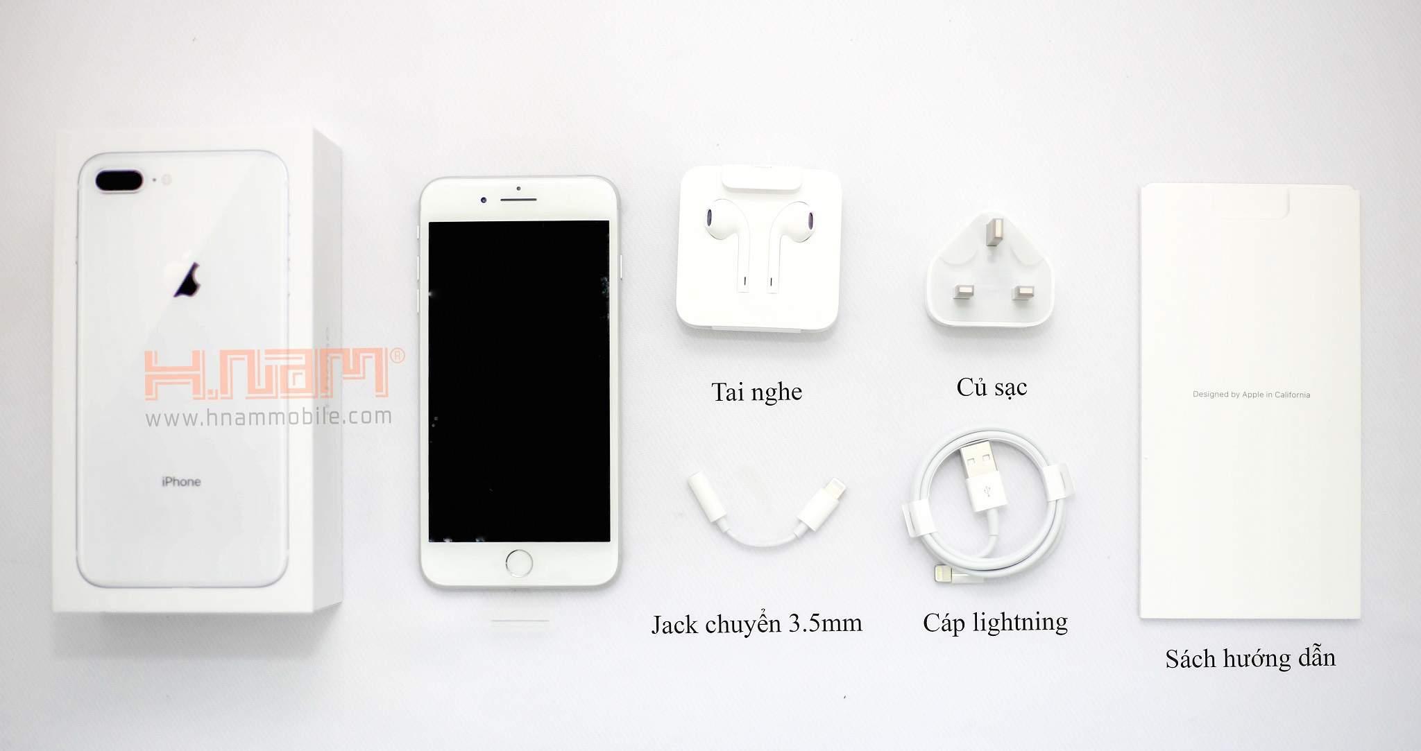 Apple iPhone 8 Plus 64Gb - hình sản phẩm 0