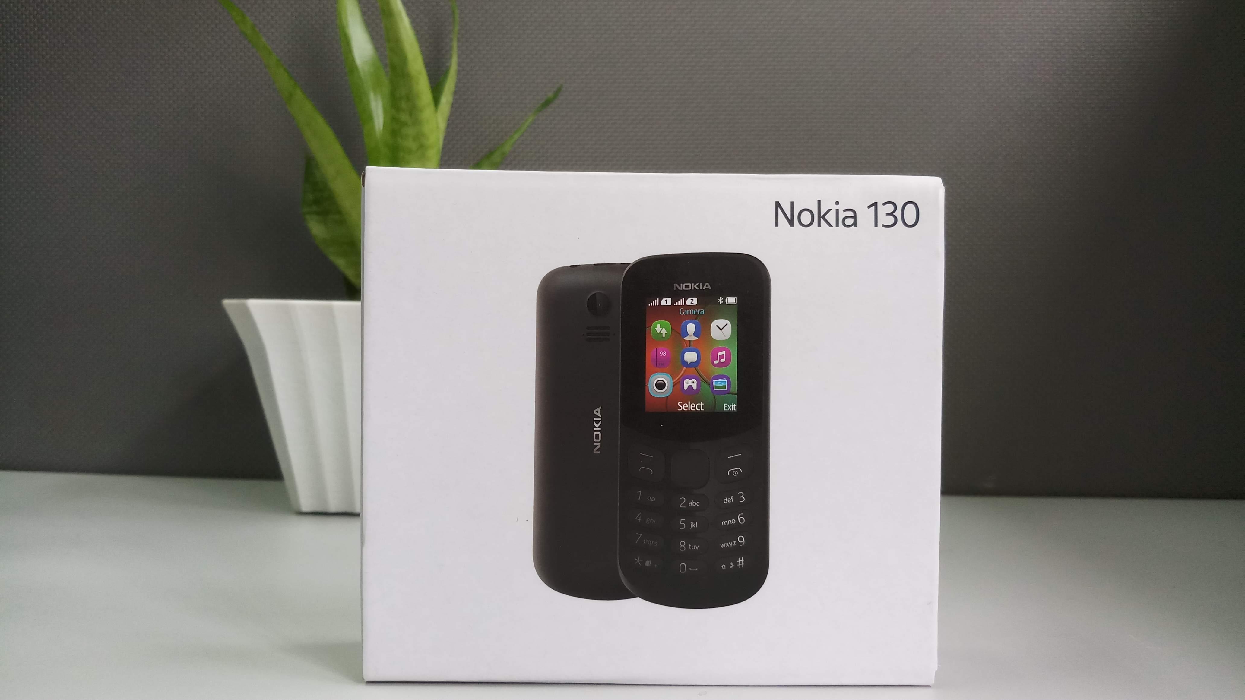 Nokia 130 (2017) hình sản phẩm 1