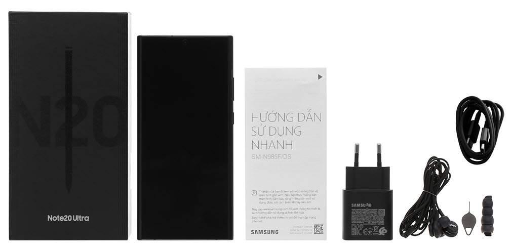 Samsung Galaxy Note 20 Ultra N985 hình sản phẩm 0