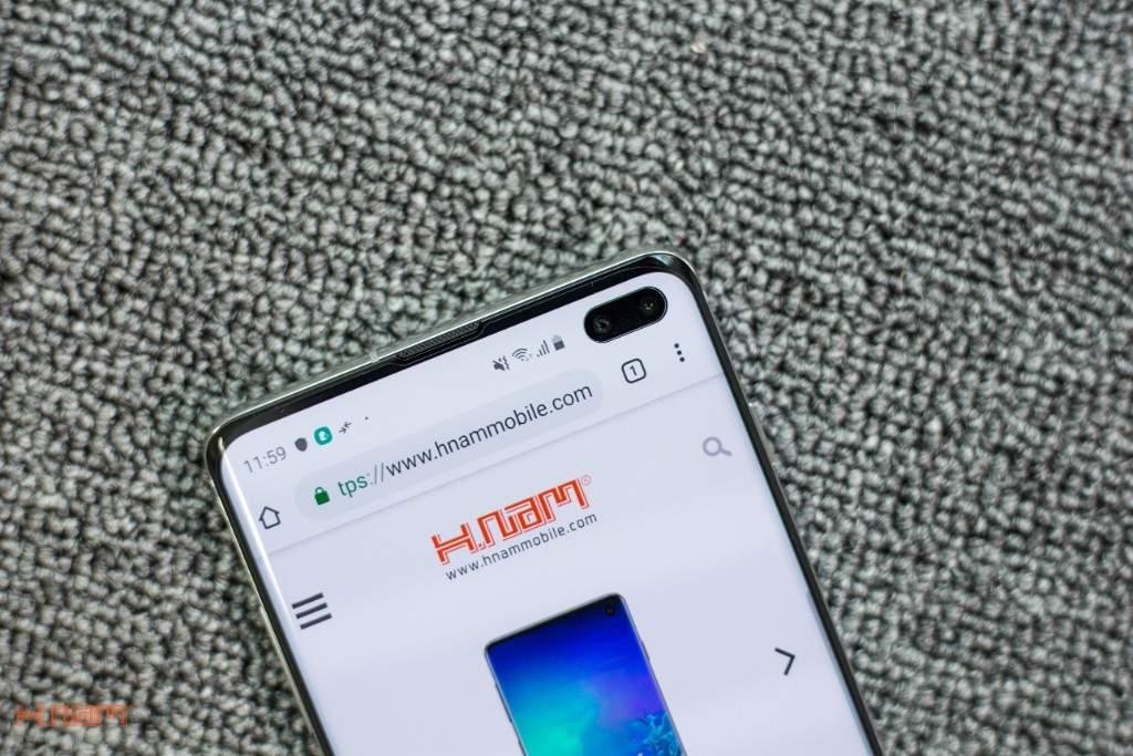 Samsung Galaxy S10 G973 hình sản phẩm 1