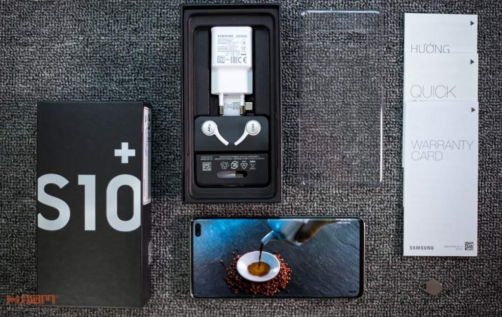 Samsung Galaxy S10 G973 hình sản phẩm 4