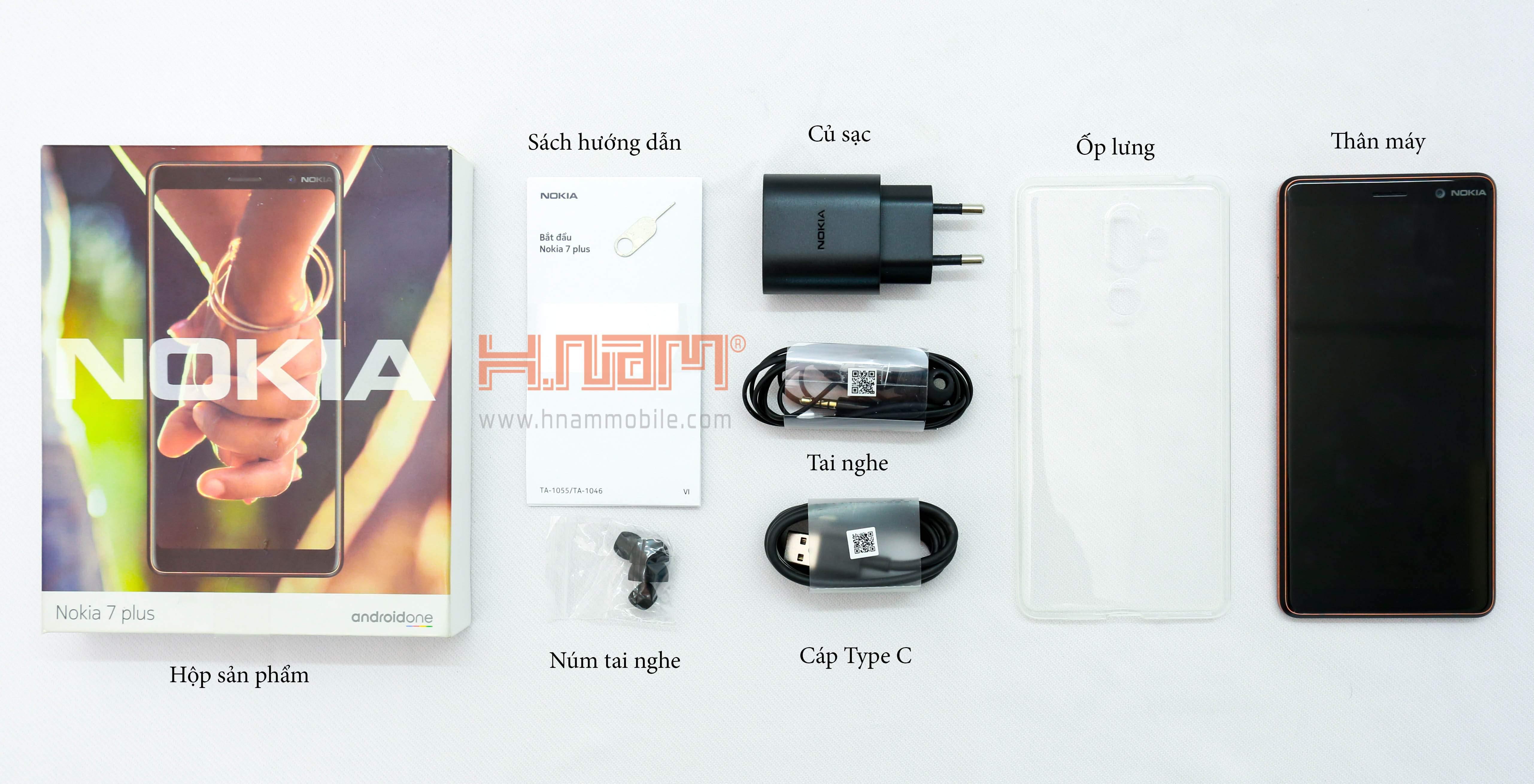 Nokia 7 Plus hình sản phẩm 0