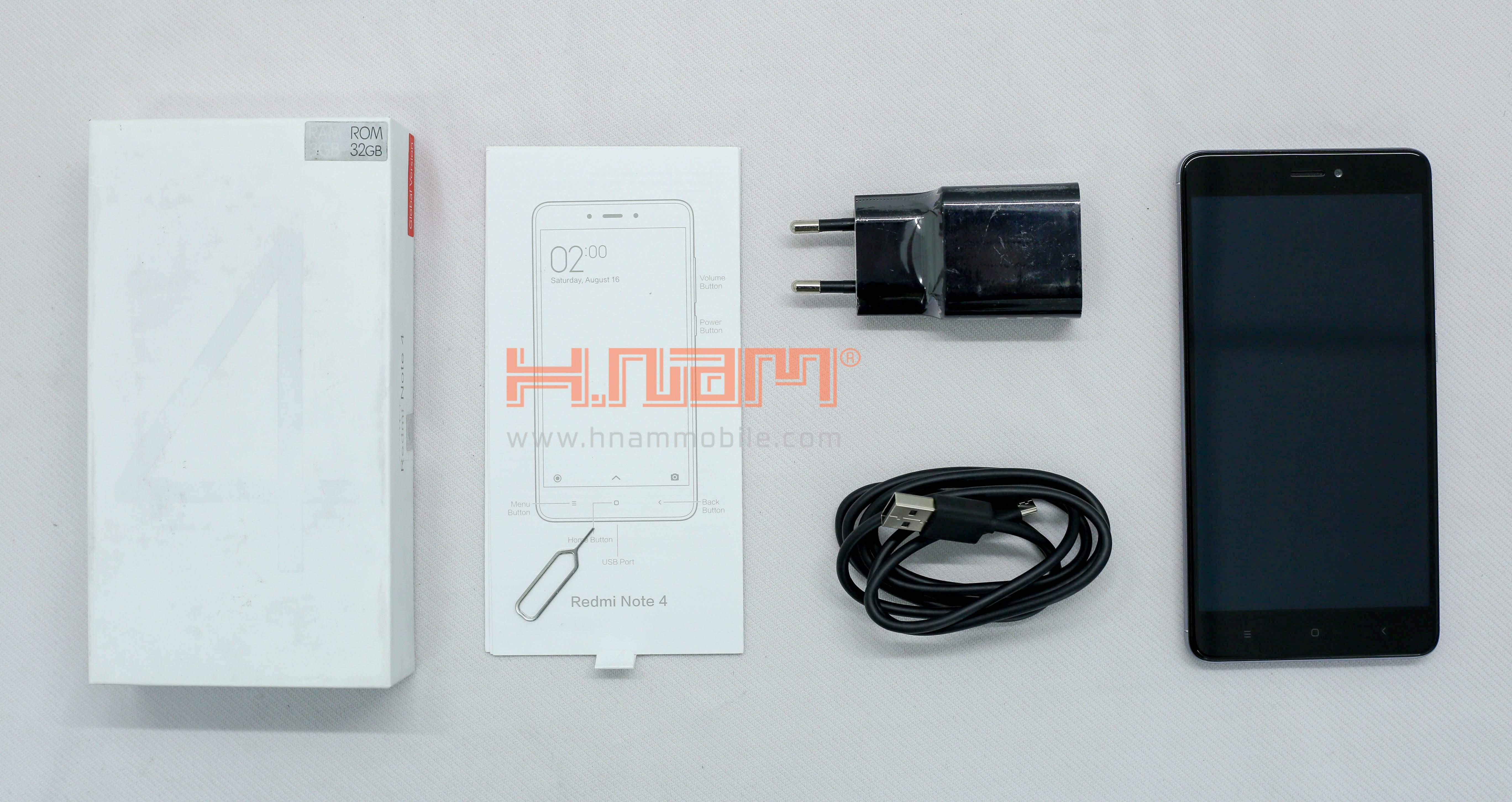 Xiaomi Redmi Note 4 32Gb Ram 3Gb - Hàng xả kho hình sản phẩm 0