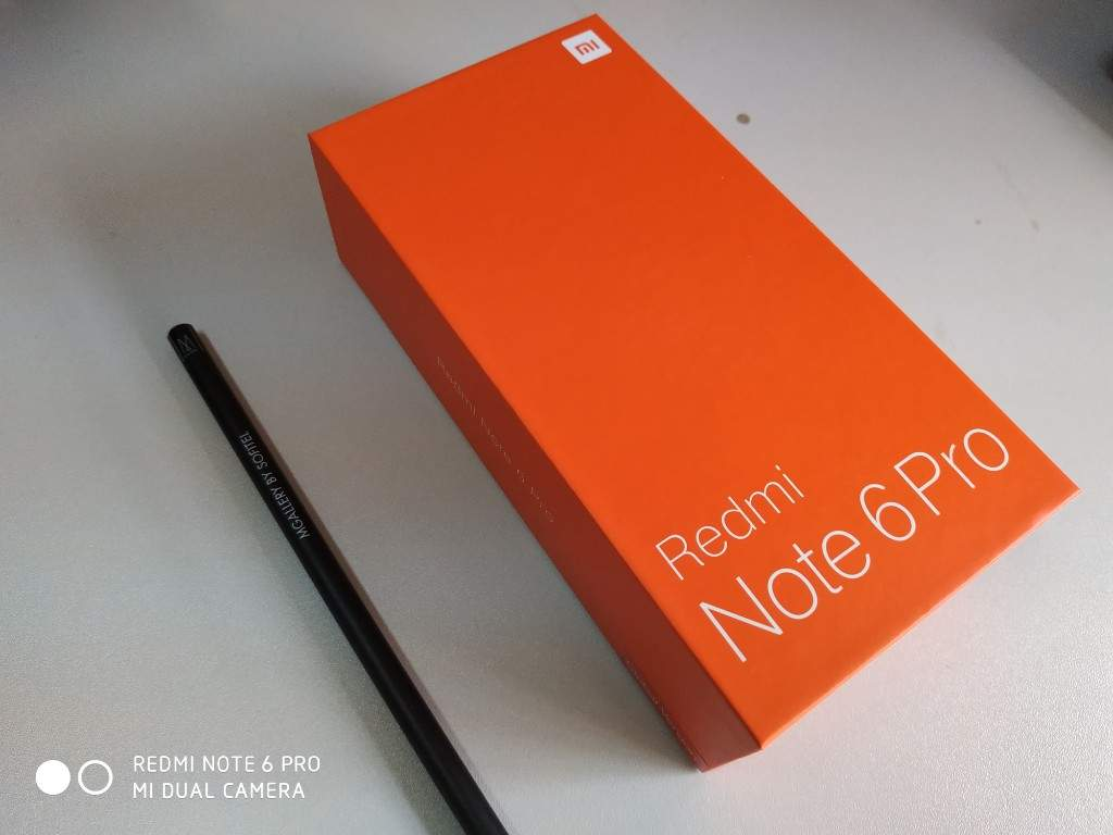 Xiaomi Redmi Note 6 Pro 32Gb Ram 3Gb hình sản phẩm 0