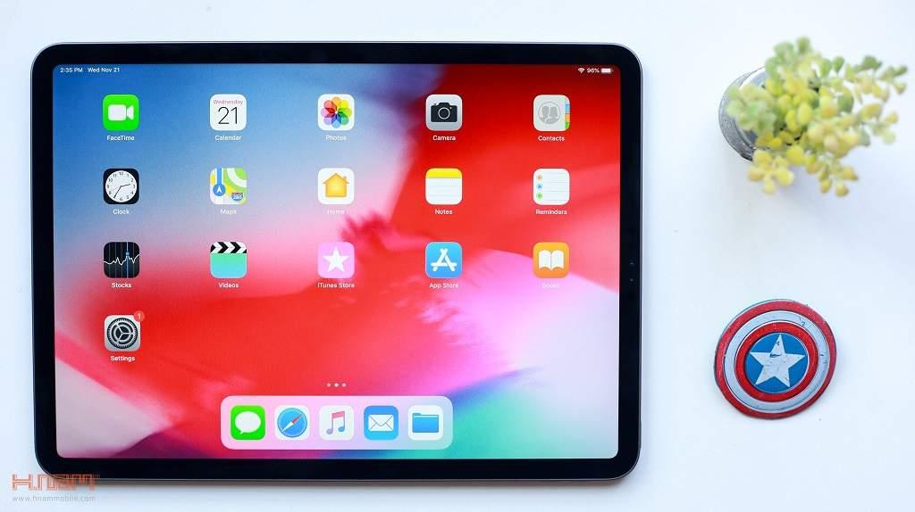 Apple iPad Pro 12.9 Wifi 64 Gb 2018 hình sản phẩm 1