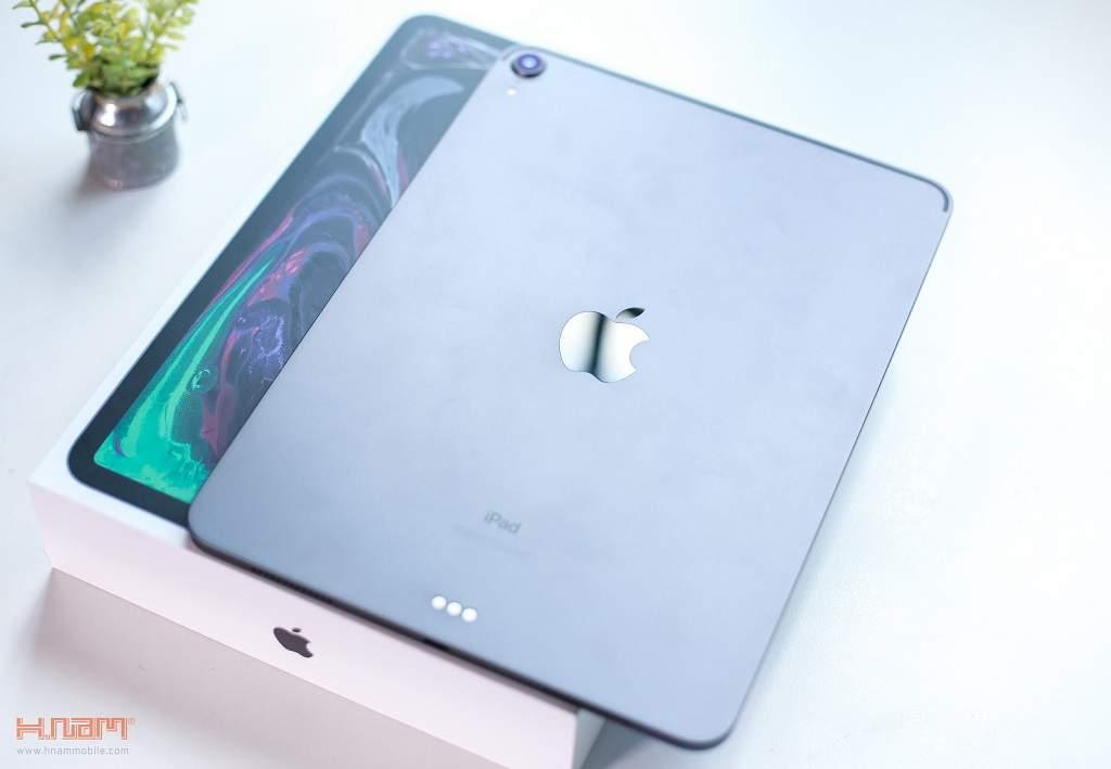Apple iPad Pro 11 Cellular 64 Gb 2018 hình sản phẩm 1