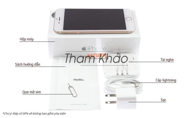 Apple iPhone 6 32Gb hình sản phẩm 0