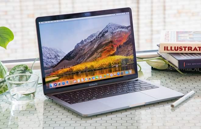 MacBook Pro Touch Bar 2018 MR9Q2 Gray hình sản phẩm 0