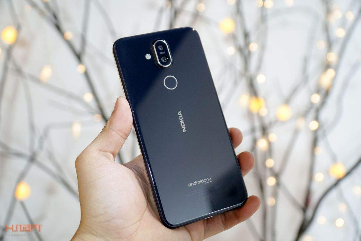 Nokia 8.1 hình sản phẩm 0
