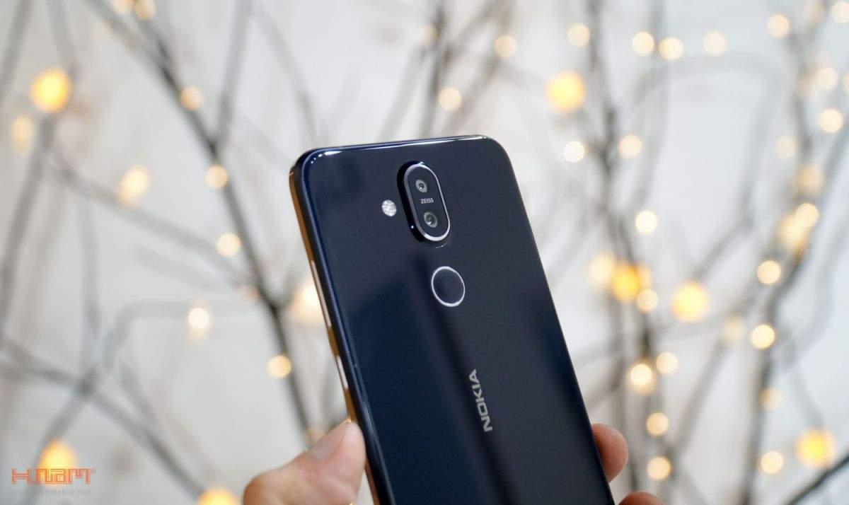Nokia 8.1 hình sản phẩm 1