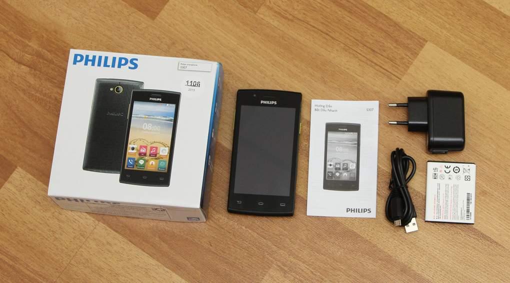 Philips S307 hình sản phẩm 0