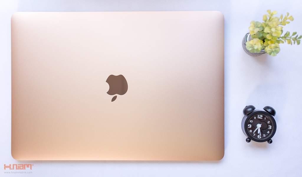 Macbook Air 13.3 inch 2018 256Gb MREF2 Gold hình sản phẩm 0