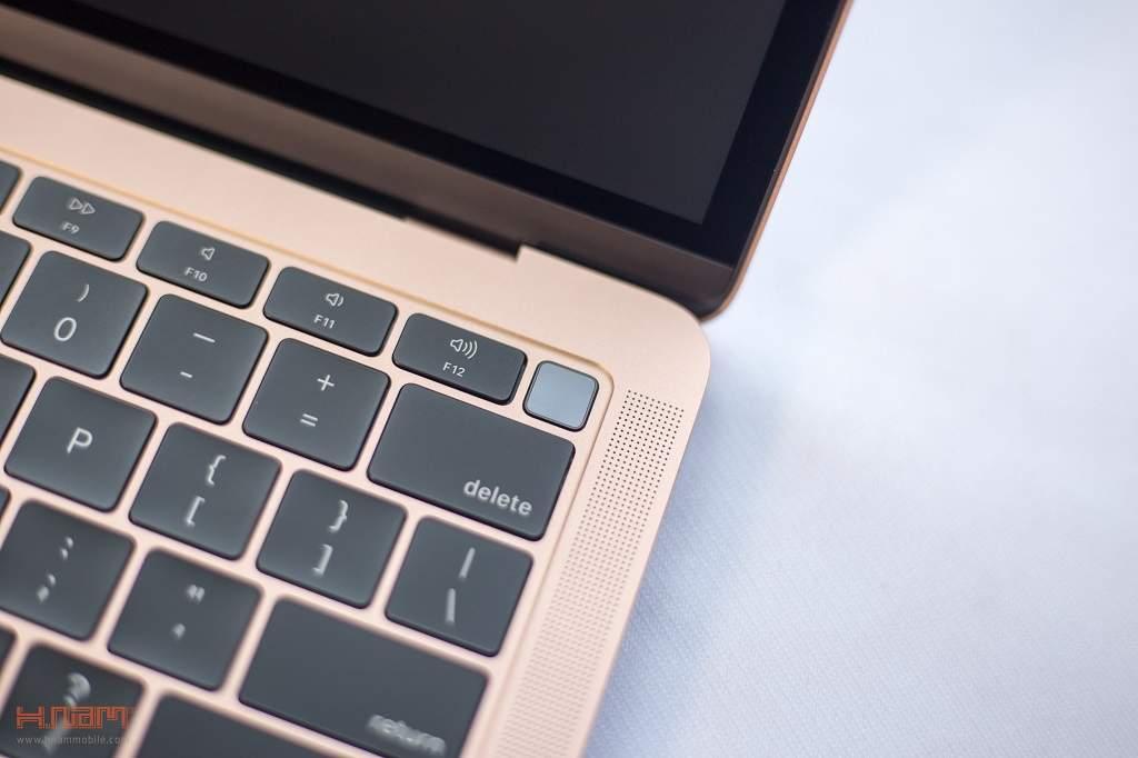 Macbook Air 13.3 inch 2018 128Gb MREE2 Gold hình sản phẩm 3