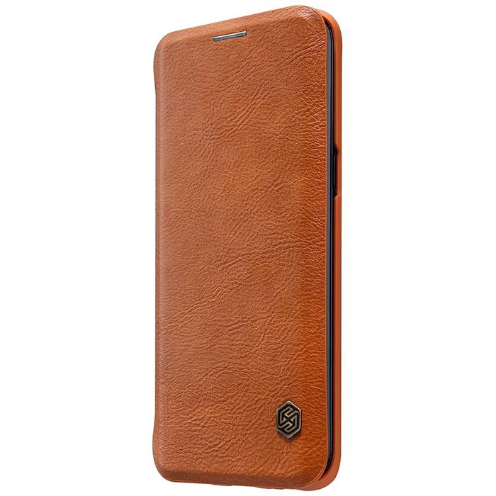 Bao da Nillkin Qin Leather Samsung S8 hình 1