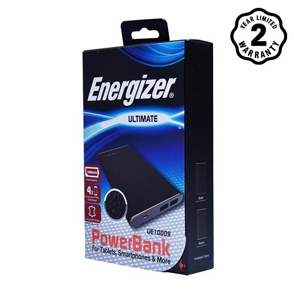 Pin dự phòng Energizer UE10009DB 10000mAh hình 5