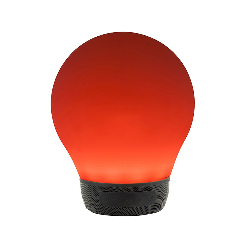 Loa Bluetooth Divoom AuraBulb (led light) hình 2