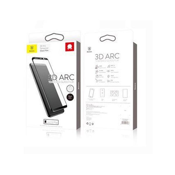 Dán cường lực Baseus 3D Arc Galaxy S8 Plus (0.2mm) hình 2