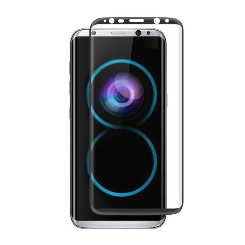 Dán cường lực Baseus 3D Arc Galaxy S8 Plus (0.2mm) hình 0