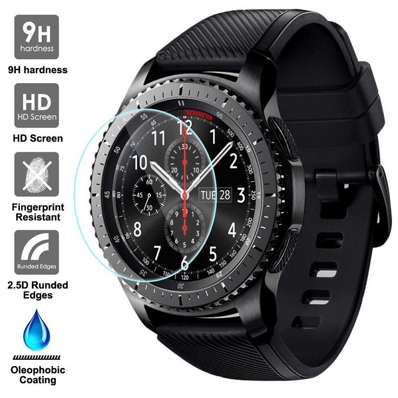 Dán cường lực Glass Pro Đồng hồ Samsung Gear S3 hình 1