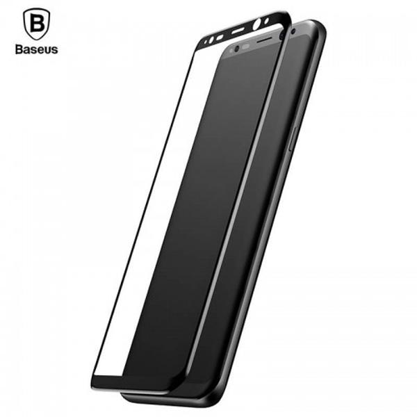 Dán cường lực Baseus 3D Arc Galaxy S8 Plus (0.2mm) hình 1