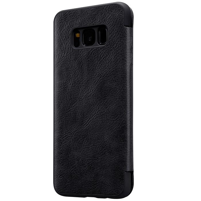 Bao da Nillkin Qin Leather Samsung S8 hình 6