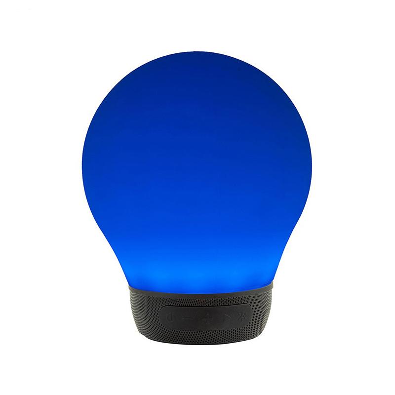 Loa Bluetooth Divoom AuraBulb (led light) hình 1