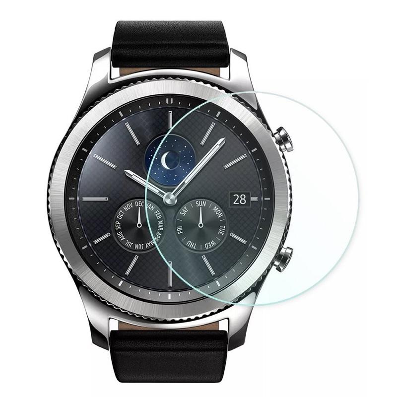 Dán cường lực Glass Pro Đồng hồ Samsung Gear S3 hình 0