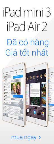 Float Left ipad air mini