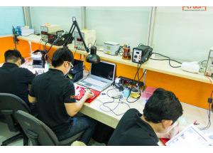 Hnam Mobile khai trương Trung tâm sửa chữa - bảo hành đầu tiên.