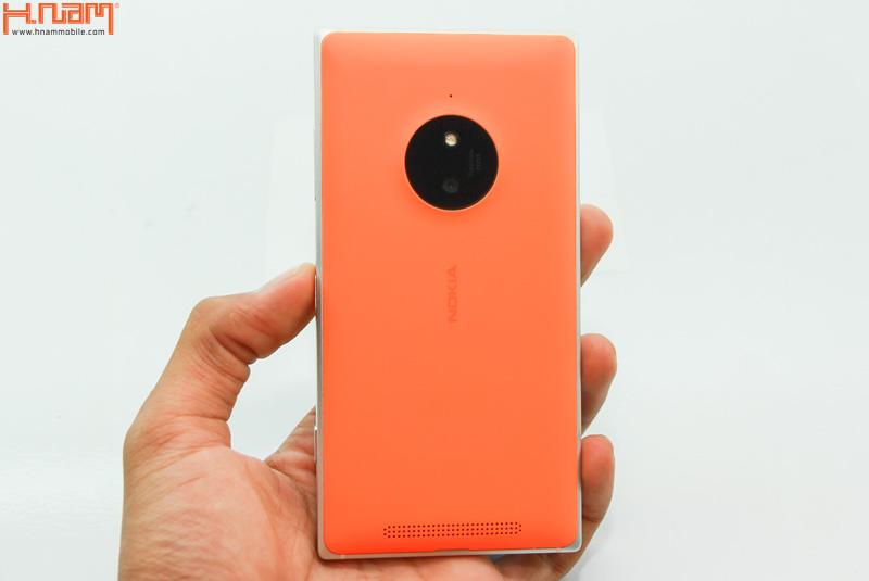 Mở hộp Nokia Lumia 830 chính hãng tại Hnam Mobile
