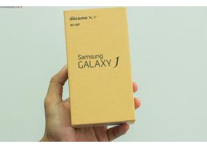 Mở hộp Samsung Galaxy J docomo tại Hnam Mobile