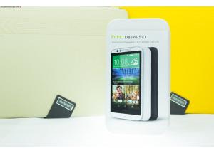 Mở hộp smartphone tầm trung dùng chip 64bit của HTC