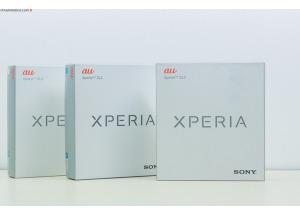 Mở hộp Sony Xperia ZL2 tại Hnam Mobile