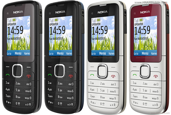 NOKIA C1-01 products