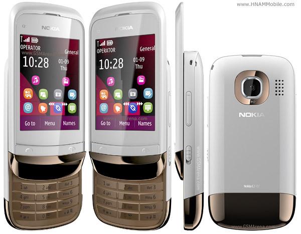 NOKIA C2-02 hình 1