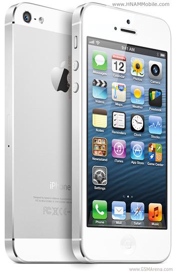 APPLE iPhone 5 16Gb (LL) (Chưa active) - Hình 1