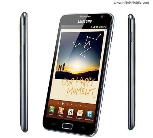 SAMSUNG N7000 Galaxy Note 16Gb (cty) hình 3