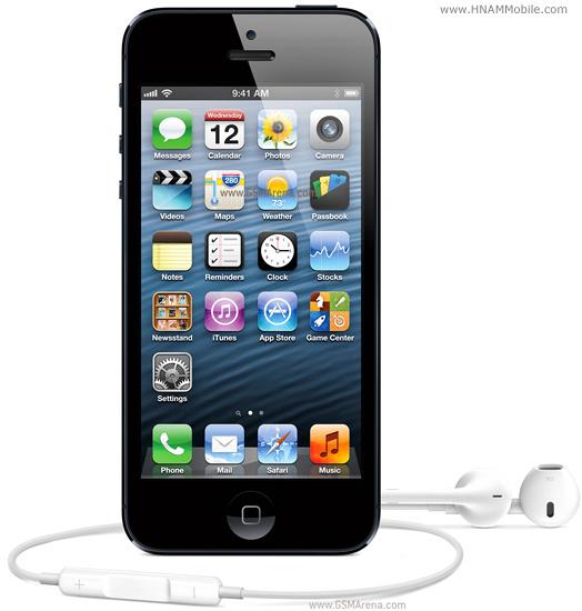 APPLE iPhone 5 16Gb (LL) (Chưa active) - Hình 3