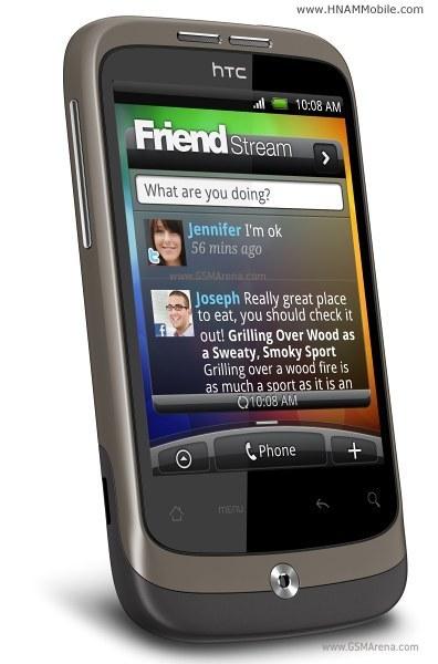 HTC Wildfire hình 1
